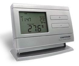 Computherm Q8 RF Multizónás ,vezeték nélküli,programozható szoba termosztát.