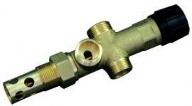 Regulus DBV1 termosztatikus visszahűtő szelep