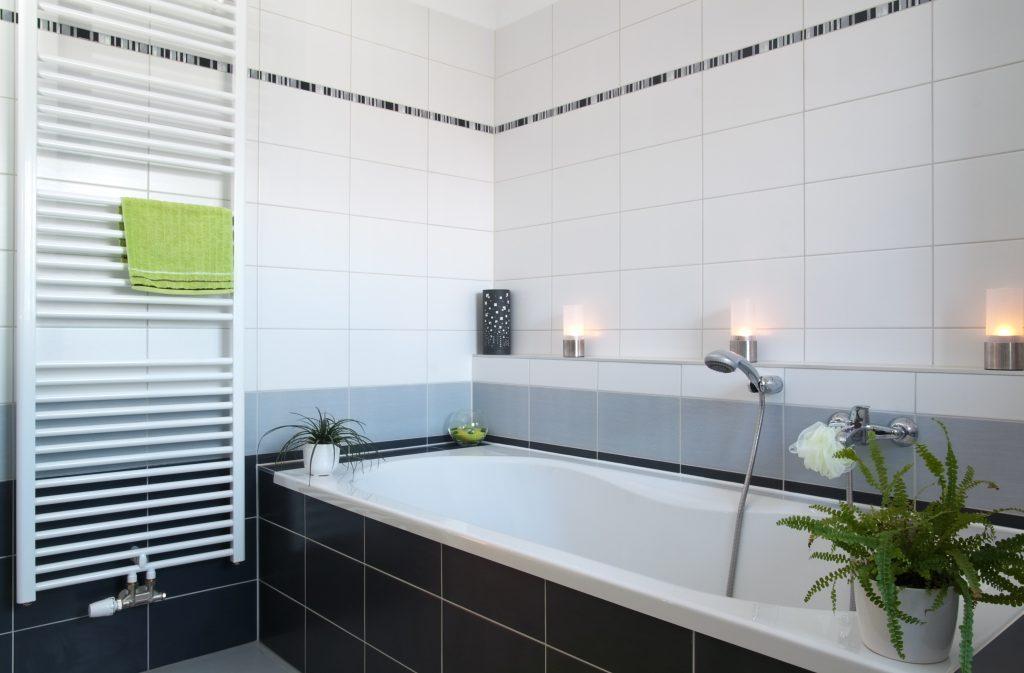acéllemez radiátor fürdőszobai fűtéshez